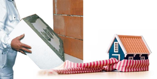 Cappotto termico e risparmio energetico edilpero - Risparmio casa milano ...
