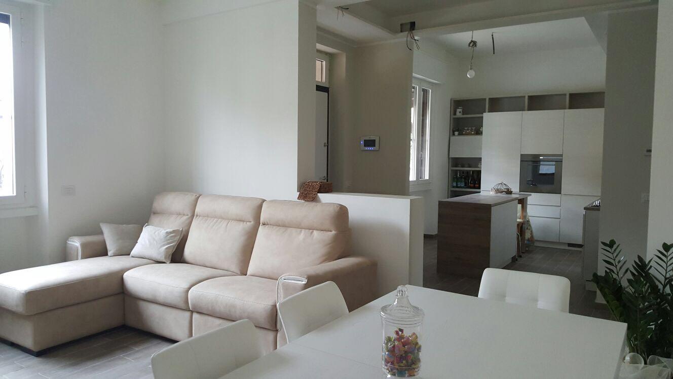 Ristrutturazione appartamento in villa milano edilpero infissi ...